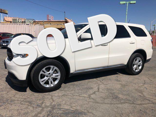 2012 Dodge Durango SXT CAR PROS AUTO CENTER (702) 405-9905 Las Vegas, Nevada