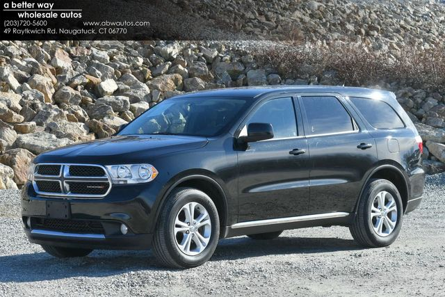 2012 Dodge Durango SXT Naugatuck, Connecticut