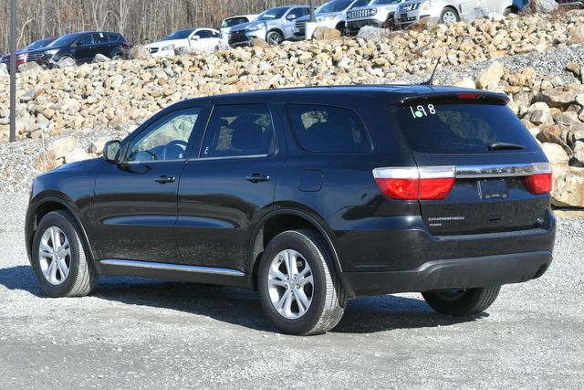 2012 Dodge Durango SXT Naugatuck, Connecticut 2