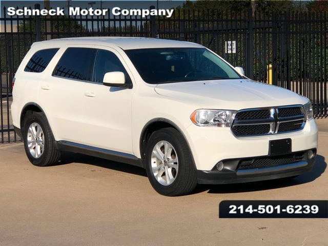 2012 Dodge Durango SXT in Plano TX, 75093