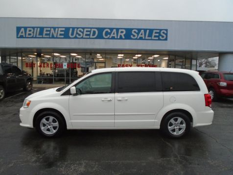 2012 Dodge Grand Caravan Crew in Abilene, TX