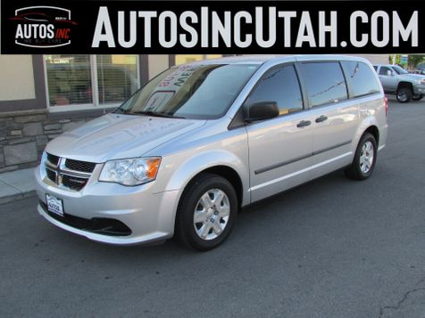 2012 Dodge Grand Caravan SE W/ Stow n Go in , Utah