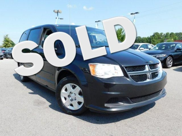 2012 Dodge Grand Caravan SE in Bentleyville Pennsylvania, 15314