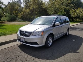 2012 Dodge Grand Caravan SXT Chico, CA