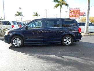 2012 Dodge Grand Caravan Crew Wheelchair Van Handicap Ramp Van Pinellas Park, Florida 1
