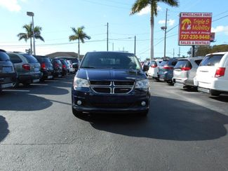 2012 Dodge Grand Caravan Crew Wheelchair Van Handicap Ramp Van Pinellas Park, Florida 3