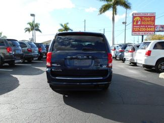 2012 Dodge Grand Caravan Crew Wheelchair Van Handicap Ramp Van Pinellas Park, Florida 4