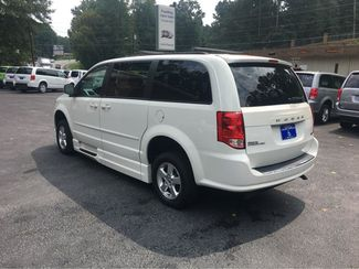 2012 Dodge Grand Caravan SXT handicap wheelchair accessible van Dallas, Georgia 2