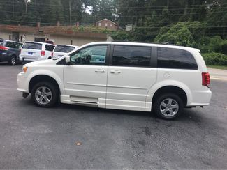 2012 Dodge Grand Caravan SXT handicap wheelchair accessible van Dallas, Georgia 3