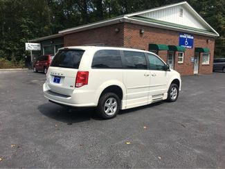2012 Dodge Grand Caravan SXT handicap wheelchair accessible van Dallas, Georgia 18