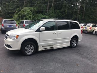 2012 Dodge Grand Caravan SXT handicap wheelchair accessible van Dallas, Georgia 4
