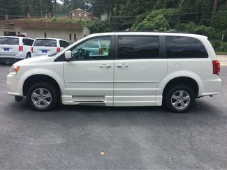 2012 Dodge Grand Caravan SXT handicap wheelchair accessible van Dallas, Georgia 5