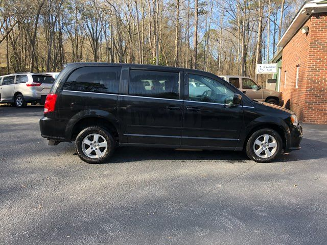 2012 Dodge Grand Caravan Crew handicap wheelchair accessible Dallas, Georgia 16