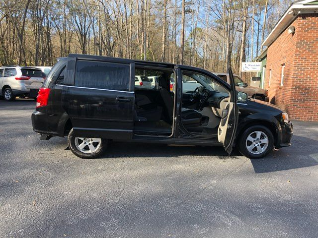 2012 Dodge Grand Caravan Crew handicap wheelchair accessible Dallas, Georgia 18