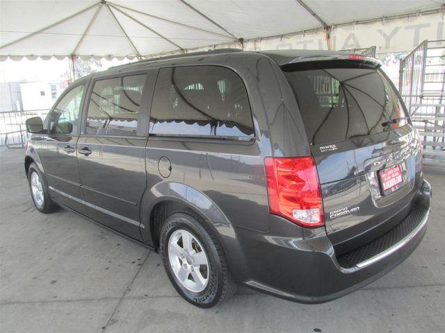 2012 Dodge Grand Caravan SXT Gardena, California 1