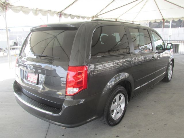 2012 Dodge Grand Caravan SXT Gardena, California 2
