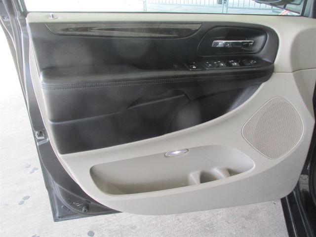 2012 Dodge Grand Caravan SXT Gardena, California 8