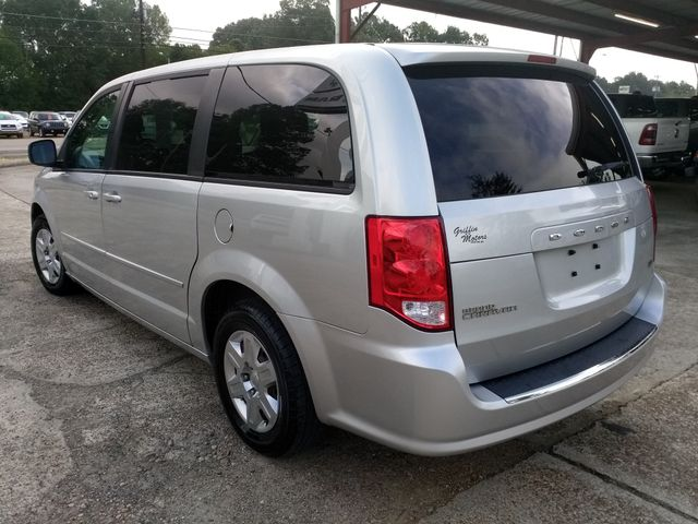 2012 Dodge Grand Caravan SE Houston, Mississippi 4