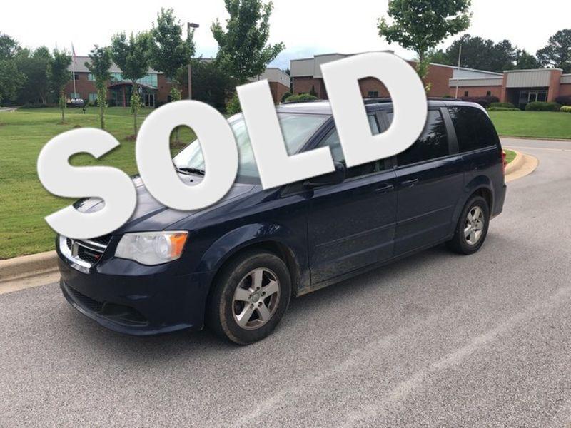 2012 Dodge Grand Caravan SXT | Huntsville, Alabama | Landers Mclarty DCJ & Subaru in Huntsville Alabama