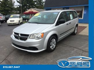 2012 Dodge Grand Caravan SE in Lapeer, MI 48446