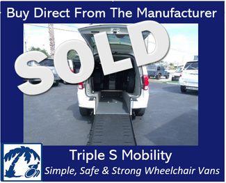 2012 Dodge Grand Caravan Sxt Wheelchair Van Handicap Ramp Van DEPOSIT Pinellas Park, Florida