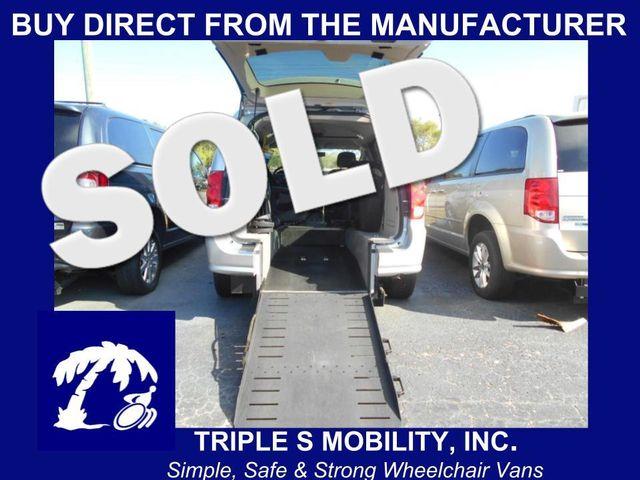 2012 Dodge Grand Caravan Sxt Wheelchair Van Pinellas Park, Florida
