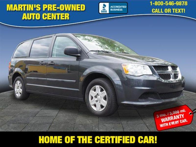 2012 Dodge Grand Caravan American Value Pkg | Whitman, Massachusetts | Martin's Pre-Owned
