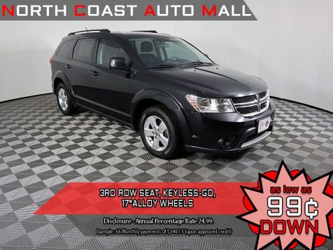2012 Dodge Journey SXT in Cleveland, Ohio