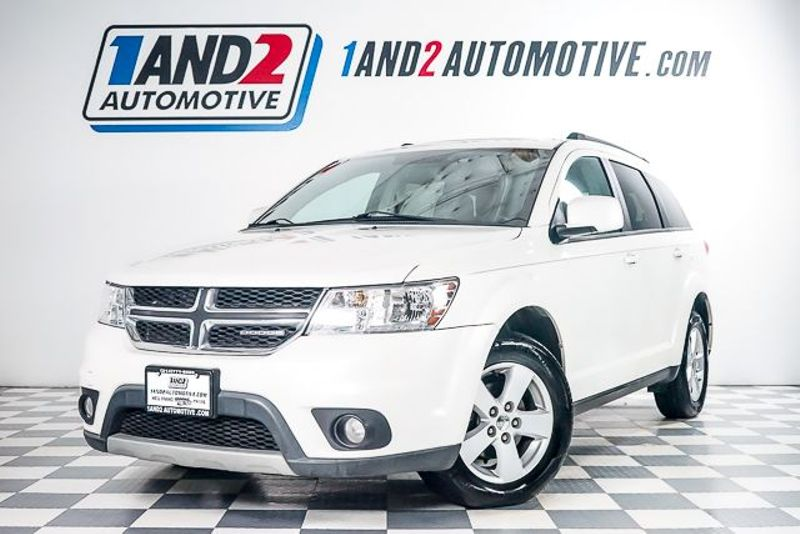 2012 Dodge Journey SXT in Dallas TX