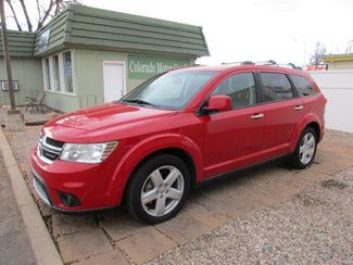 2012 Dodge Journey R/T in Fort Collins, CO 80524