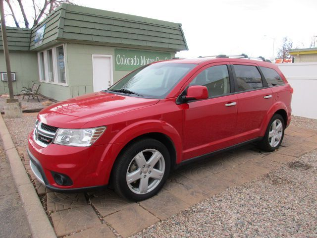 2012 Dodge Journey R/T in Fort Collins CO, 80524