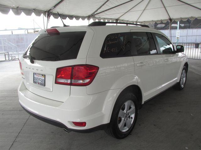 2012 Dodge Journey SXT Gardena, California 2
