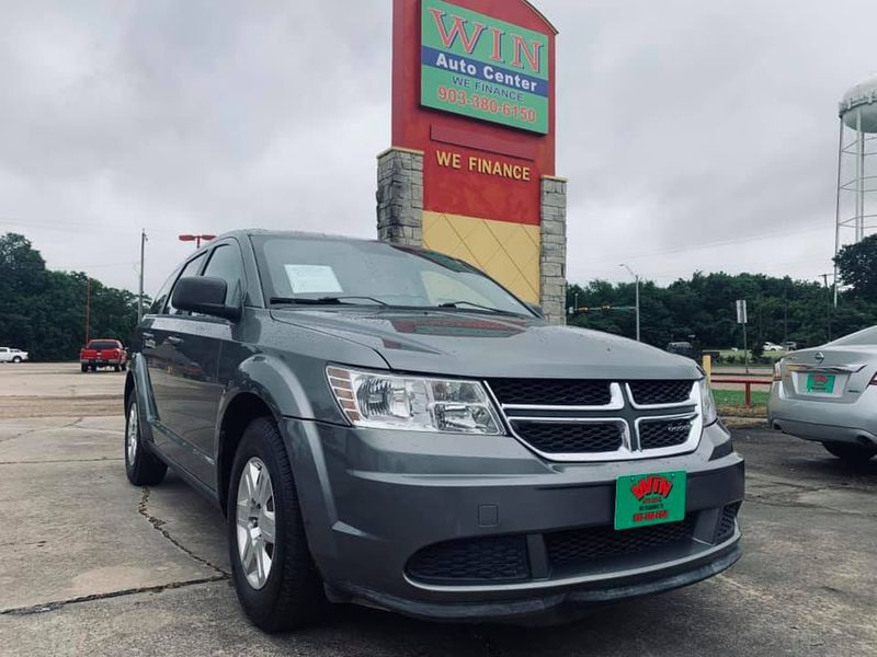 2012 Dodge Journey SE | Gilmer, TX | Win Auto Center, LLC in Gilmer TX