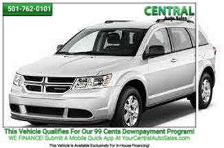2012 Dodge Journey SXT   Hot Springs, AR   Central Auto Sales in Hot Springs AR