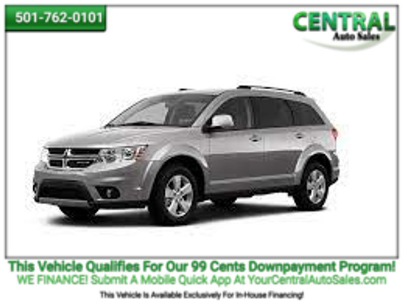 2012 Dodge Journey American Value Pkg | Hot Springs, AR | Central Auto Sales in Hot Springs AR