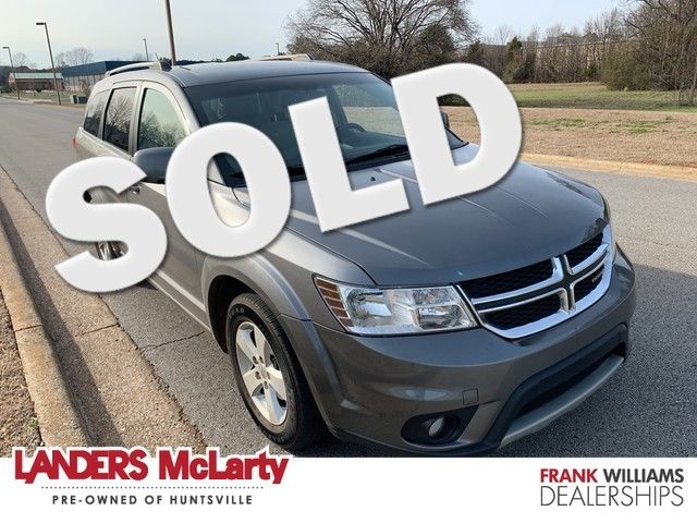 2012 Dodge Journey SXT | Huntsville, Alabama | Landers Mclarty DCJ & Subaru in  Alabama