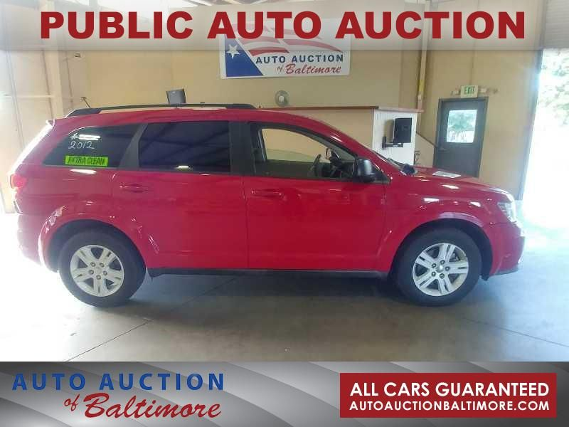 2012 Dodge Journey SE | JOPPA, MD | Auto Auction of Baltimore  in JOPPA MD