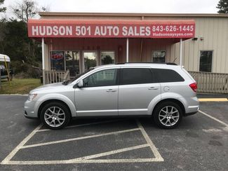 2012 Dodge Journey SXT | Myrtle Beach, South Carolina | Hudson Auto Sales in Myrtle Beach South Carolina