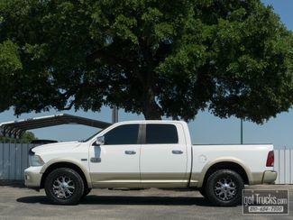 2012 Dodge Ram 1500 Crew Cab Longhorn 5.7L Hemi V8 4X4 in San Antonio Texas, 78217