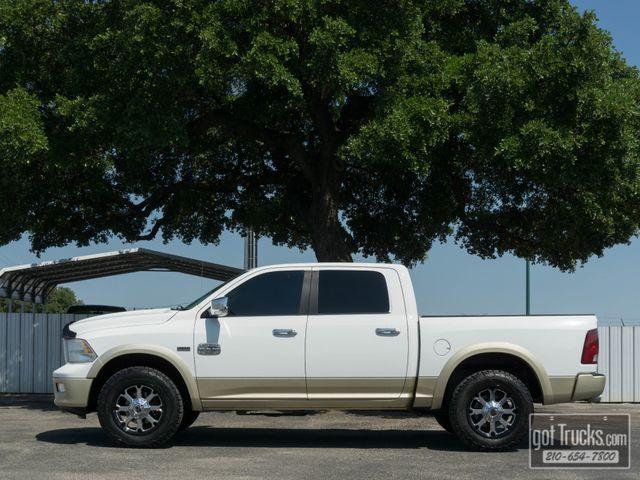 2012 Dodge Ram 1500 Crew Cab Longhorn 5.7L Hemi V8 4X4