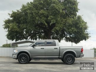 2012 Dodge Ram 1500 Crew Cab Outdoorsman 5.7L Hemi V8 4X4 in San Antonio Texas, 78217
