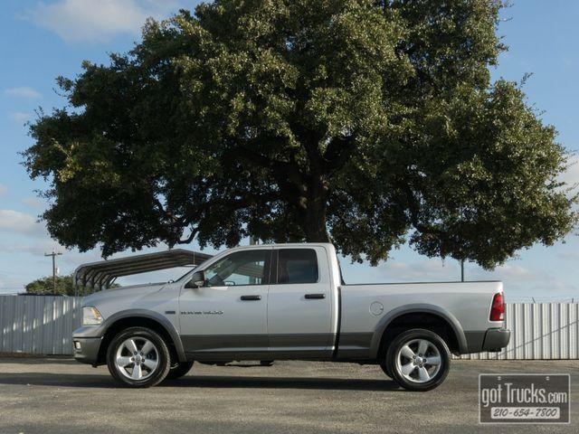 2012 Dodge Ram 1500 Quad Cab Outdoorsman 5.7L Hemi V8 4X4