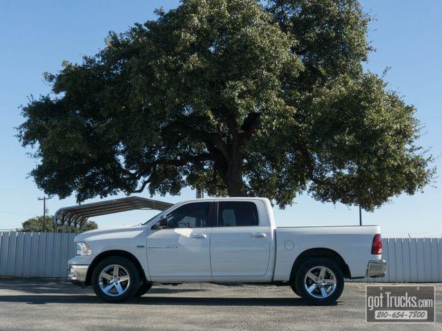 2012 Dodge Ram 1500 Crew Cab Lone Star 5.7L Hemi V8
