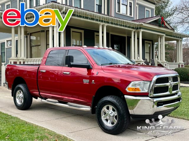 2012 Dodge Ram 2500 4x4 6 SPEED MANUAL RARE