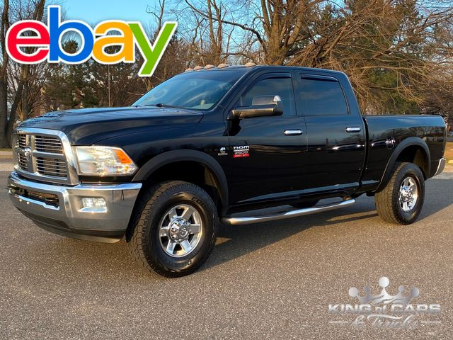 2012 Dodge Ram 2500 6.7l DIESEL 6-SPEED MANUAL 76K MILES 4X4 BIG HORN