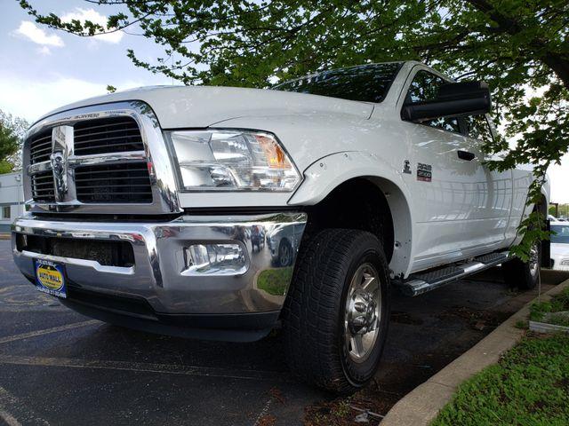 2012 Dodge Ram 2500 SLT | Champaign, Illinois | The Auto Mall of Champaign in Champaign Illinois