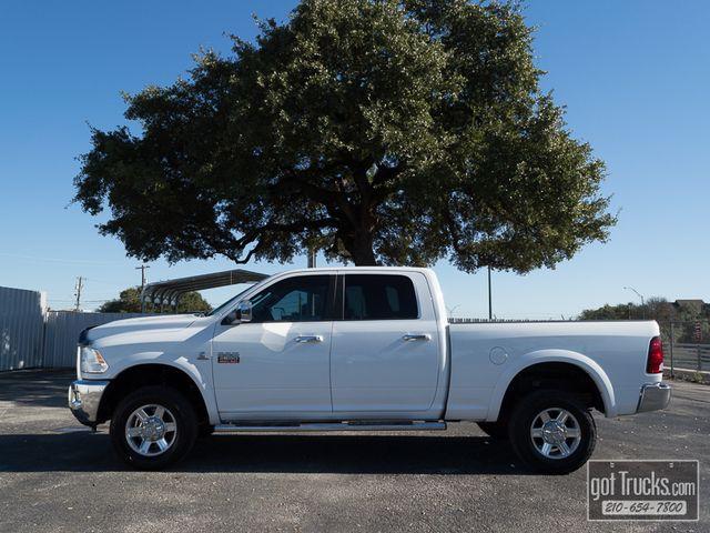 2012 Dodge Ram 2500 Crew Cab Laramie 6.7L Cummins Turbo Diesel 4X4
