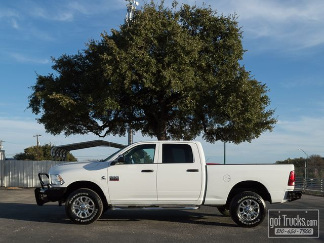 2012 Dodge Ram 2500 Crew Cab ST 6.7L Cummins Turbo Diesel 4X4