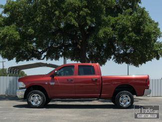 2012 Dodge Ram 2500 Crew Cab ST 6.7L Cummins Turbo Diesel 4X4 in San Antonio Texas, 78217