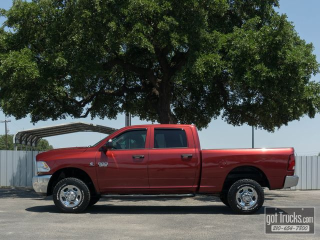 2012 Dodge Ram 2500 Crew Cab ST 6.7L Cummins Turbo Diesel 4X4
